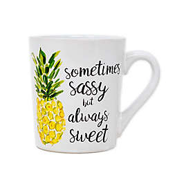 "Boston Warehouse Trading Corp.® ""Sometimes Sassy but Always Sweet"" Mug"