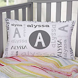 Youthful Name For Her Personalized 12-Inch x 22-Inch Lumbar Throw Pillow