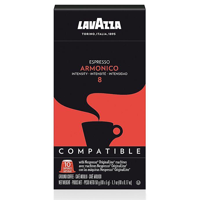 Alternate image 1 for LavAzza® Armonico Coffee for Nespresso® OriginaLine Machines 60-Count