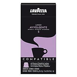 60-Count LavAzza® Avvolgente Lungo Espresso for Nespresso® OriginaLine Brewers