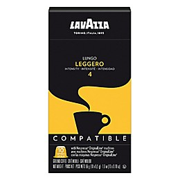 60-Count LavAzza® Leggero Lungo Espresso for Nespresso® OriginaLine Brewers