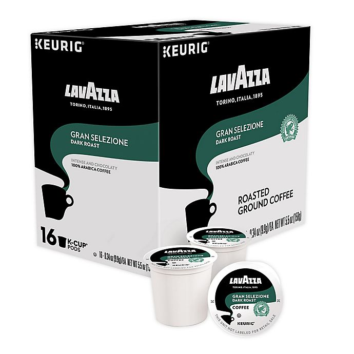 Alternate image 1 for LavAzza® Gran Selezion Coffee Keurig® K-Cup® Pods 64-Count