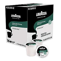 LavAzza® Gran Selezion Coffee Keurig® K-Cup® Pods 64-Count