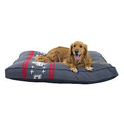 Pendleton Woolen Mills® San Miguel Petnapper Pet Bed in Red/Grey