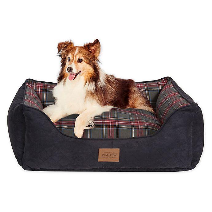 Alternate image 1 for Pendleton Woolen Mills® Stewart Dog Kuddler in Grey