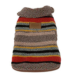 Pendleton® Woolen Mills Yakima National Park Extra Small Dog Coat in Umber