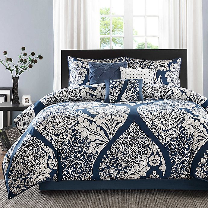 Alternate image 1 for Madison Park Vienna Comforter Set