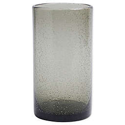 Bee & Willow™ Home Milbrook Bubble Highball Glass in Smoke
