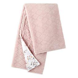 Levtex Baby® Adeline Stroller Blanket in Pink