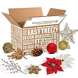 East Treezy® 150-Piece Classic Christmas Decoration Kit