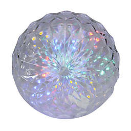Northlight® 6-Inch Crystal Sphere Ball Outdoor Christmas Decoration