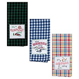 State Thing Tea Towel Collection