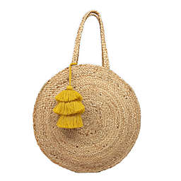 Bee & Willow™ Home Ardsle Hand Braided Jute Tote in Natural