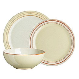 Denby Heritage Veranda Dinnerware Collection in Yellow