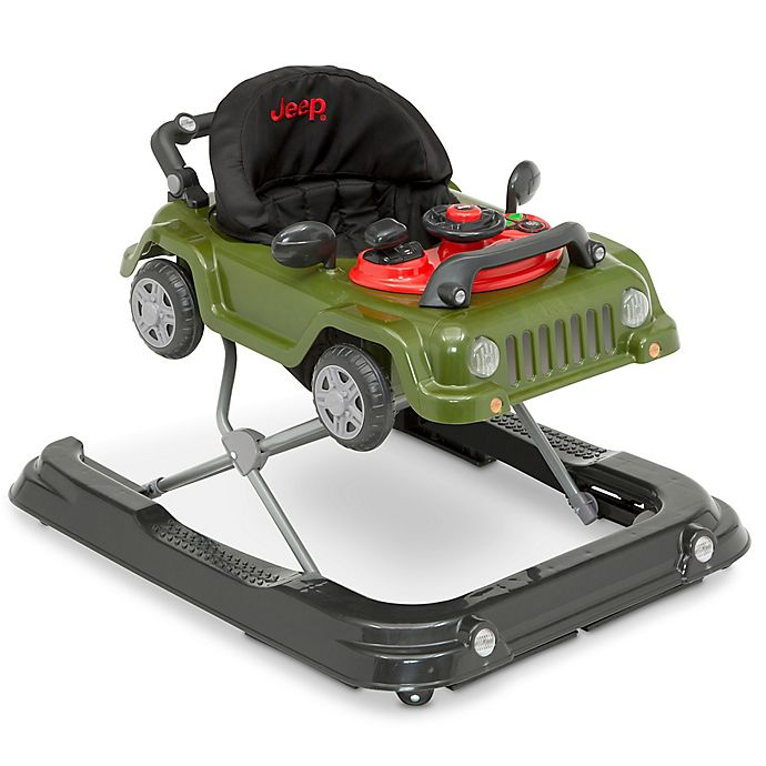 Alternate image 1 for Jeep® Classic Wrangler™ 3-in-1 Grow With Me Walker