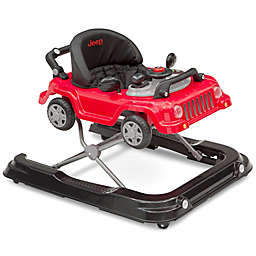 Jeep Classic Wrangler™ 3-in-1 Grow With Me Walker in Red by Delta Children
