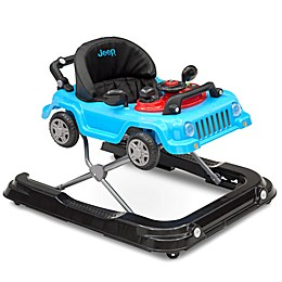 Jeep® Classic Wrangler™ 3-in-1 Grow With Me Walker