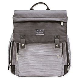 Eddie Bauer® Places & Spaces Ridgeline Diaper Backpack in Grey