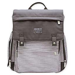 Eddie Bauer® Places & Spaces Ridgeline Diaper Backpack in Grey
