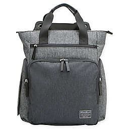 Eddie Bauer® Places & Spaces Departure Hybrid Diaper Backpack in Grey