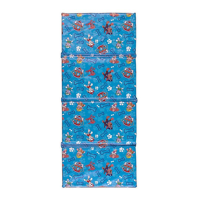 Alternate image 1 for PAW Patrol™ Activity Nap Mat in Blue