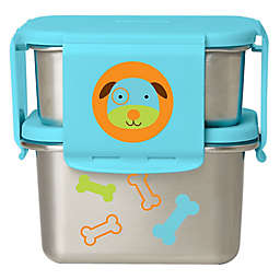 SKIP*HOP® Zoo Dog Stainless Steel Lunch Kit