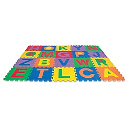 Edushape® 26-Piece Letter Tile Set