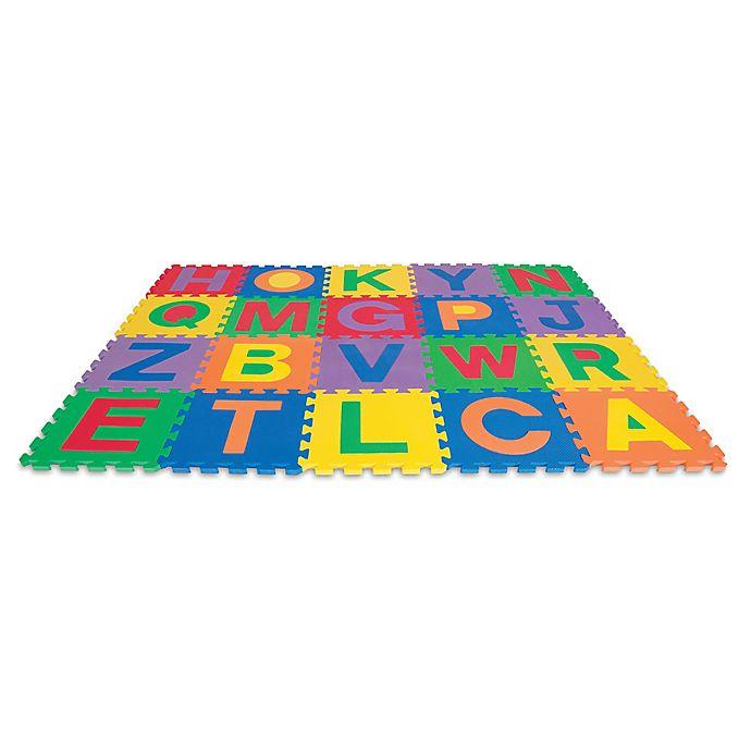 Alternate image 1 for Edushape® 26-Piece Letter Tile Set