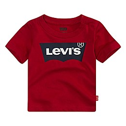 Levi's® Batwing Short Sleeve T-Shirt in Red