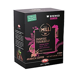 12-Count K-fee® Mill Inspire Yourself Dark Roast Espresso Capsules
