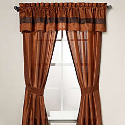 Manor Hill® Chiara Window Curtain Panel and Valance