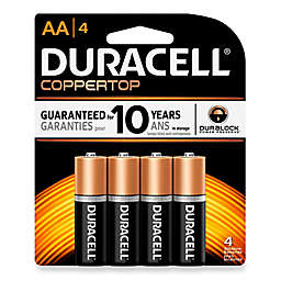 Duracell 4-Pack AA Batteries