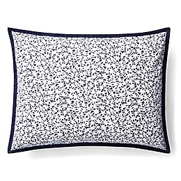 Lauren Ralph Lauren Alix Floral Oblong Throw Pillow in Navy/White