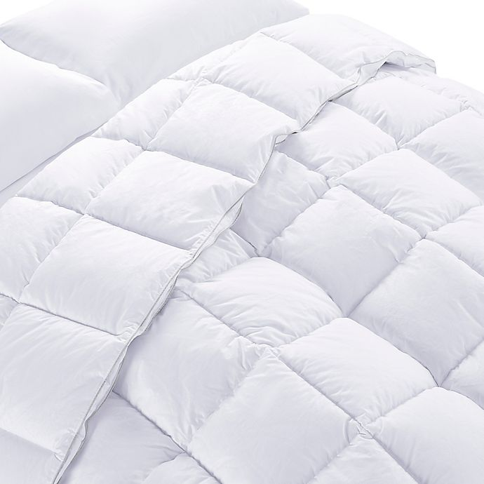 Alternate image 1 for Claritin® Cotton Down Alternative Comforter