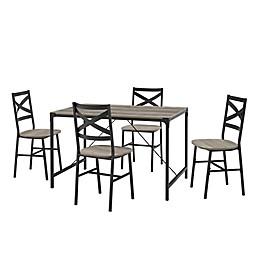 Forest Gate™ Wheatland 5-Piece Dining Set