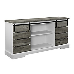 Forest Gate™ Sage 58-Inch Sliding Door TV Stand