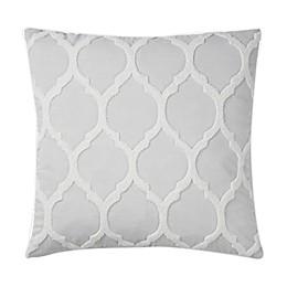 Wamsutta® Trellis Terry Loop Square Throw Pillow