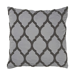 Wamsutta® Trellis Terry Loop Square Throw Pillow