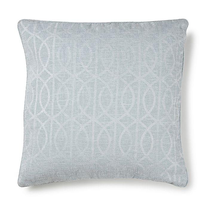 Alternate image 1 for Wamsutta® Trellis Square Throw Pillow