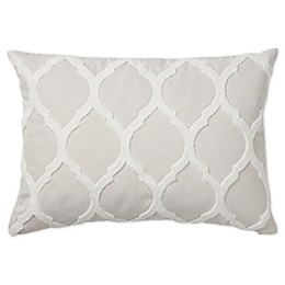Wamsutta® Trellis Terry Loop Oblong Throw Pillow