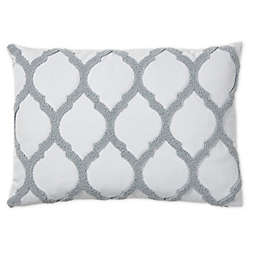 Wamsutta® Trellis Terry Loop Oblong Throw Pillow