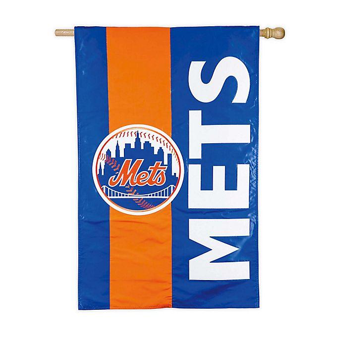 MLB New York Mets House Flag