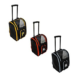 MLB 2-Door Rolling Pet Carrier Collection