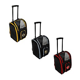NHL 2-Door Rolling Pet Carrier Collection