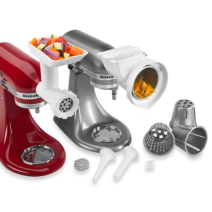 Kitchenaid 174 Mixer Attachment Pack Bed Bath Amp Beyond