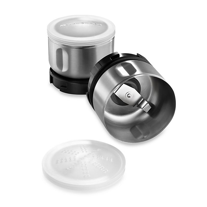 Alternate image 1 for KitchenAid® Spice Grinding Bowls for KitchenAid® Blade Coffee Grinder