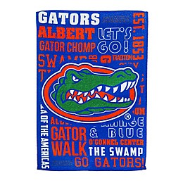 University of Florida Fan Favorite Embossed House Flag
