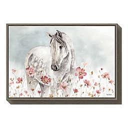 Wild Horses I 23-inch x 16-inch Framed Wall Art