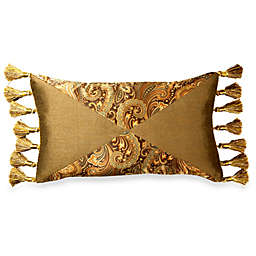 Michael Amini Victoria Oblong Throw Pillow