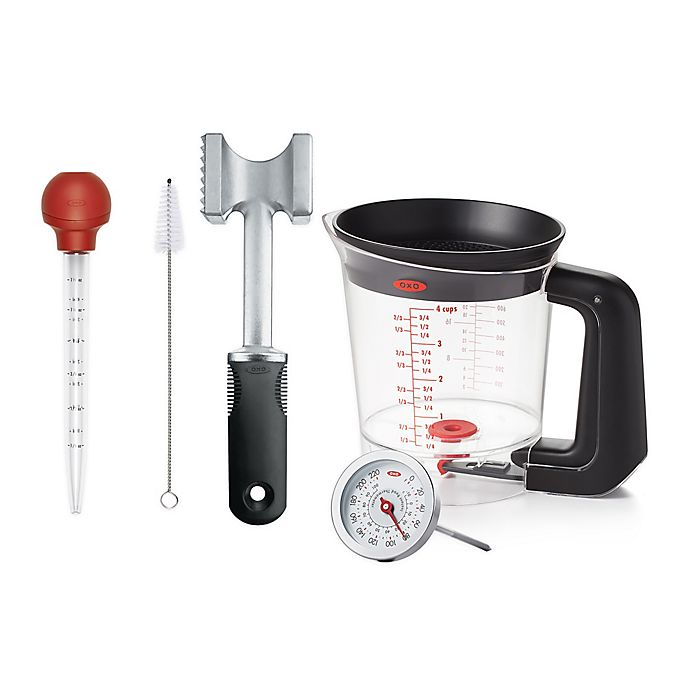 Alternate image 1 for OXO Good Grips® Meat and Poultry Kitchen Tools Collection